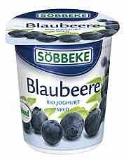SOBBEKE Jogurt jagodowy (150g) - BIO *