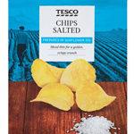 Tesco Chipsy ziemniaczane solone