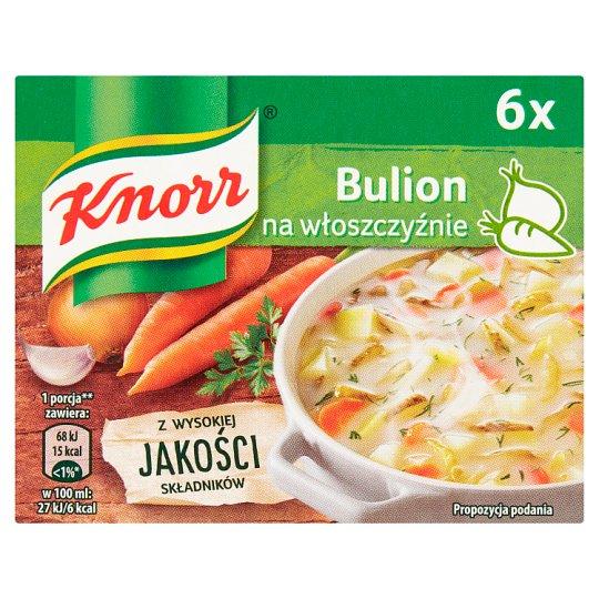 Knorr Bulion na włoszczyźnie