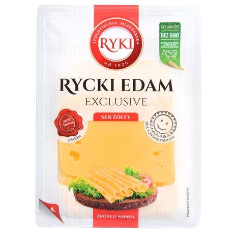 Ryki - Ser Edam Rycki plastry