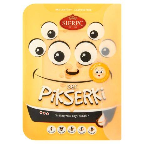 Sierpc - Ser Pikserki plastry