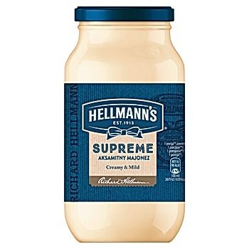 Hellmann's Supreme Aksamitny Majonez