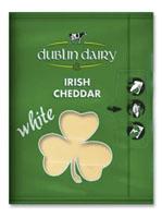 DUBLIN DAIRY White Cheddar White plastry