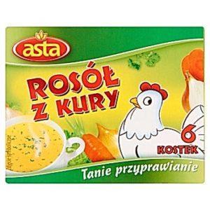 Asta Rosół z kury
