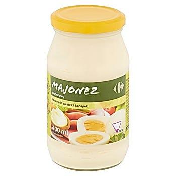 Carrefour Majonez wyborowy