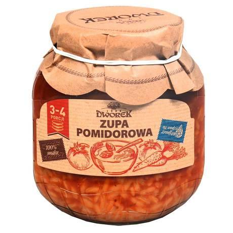Dworek - Zupa Pomidorowa