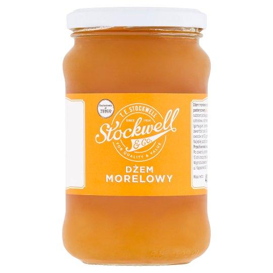 Stockwell & Co. Dżem morelowy o obniżonej zawartości cukrów