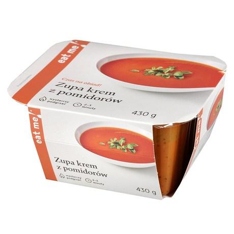 Eat me! - Zupa Krem z Pomidorów