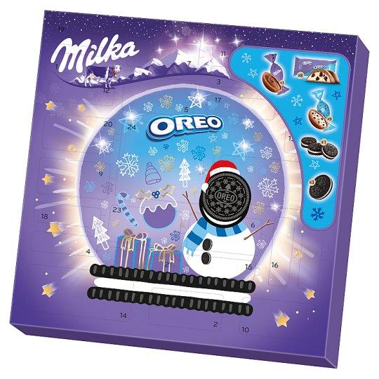 Milka Kalendarz adwentowy Oreo