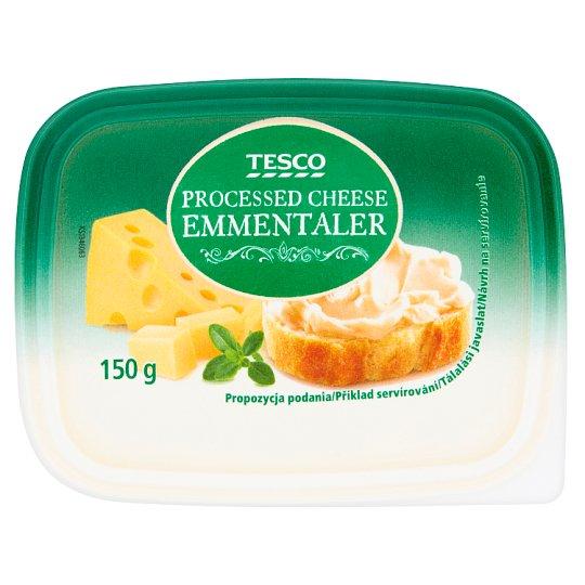 Tesco Ser topiony do smarowania Emmentaler