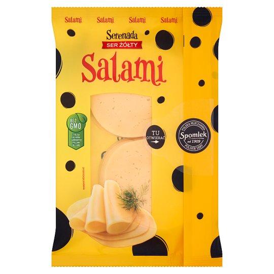 Serenada Ser żółty Salami