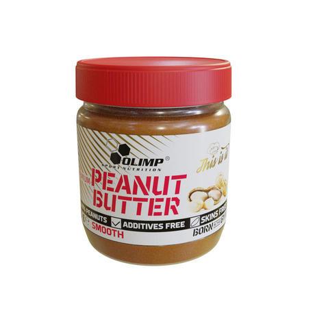Olimp Sport Nutrition - Peanut Butter Smooth masło orzechowe
