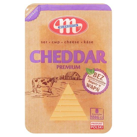 Mlekovita Ser Cheddar premium