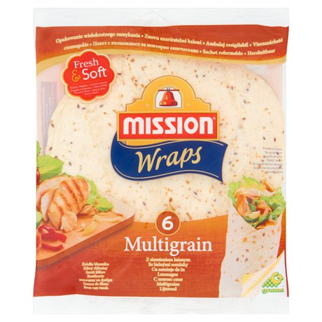 Mission - Tortilla wraps multigrain