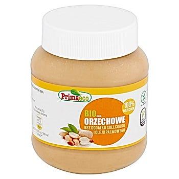Primaeco Bio pasta orzechowa 100% orzechów