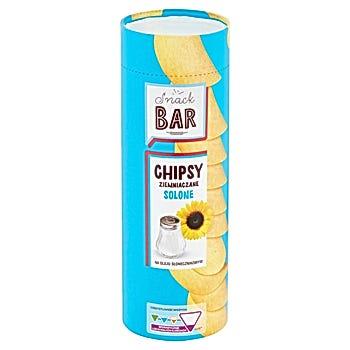 Snack Bar Chipsy ziemniaczane solone