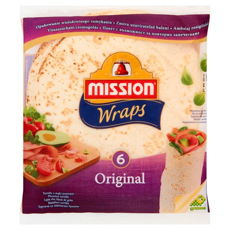 Mission - Tortilla wraps original