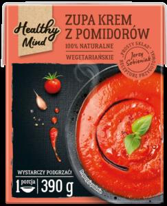krem z pomidorów Healthy MInd