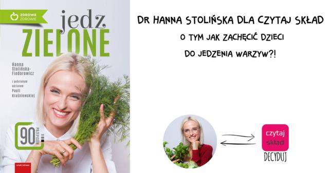 Hanna Stolińska warzywa