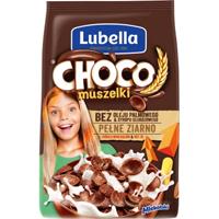 LUBELLA CHOCO MUSZELKI