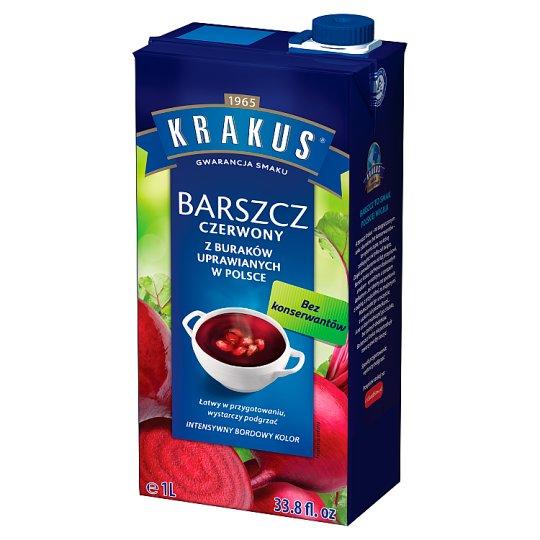 Krakus Barszcz czerwony