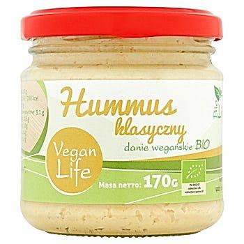 Vegan Life Hummus klasyczny
