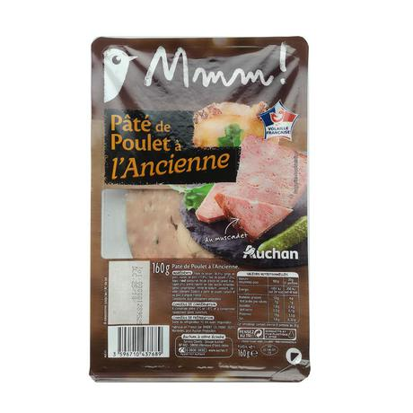 Auchan - Mmm! francuski pasztet z kurczaka