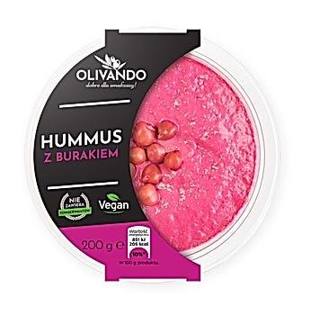 Hummus z Burakiem