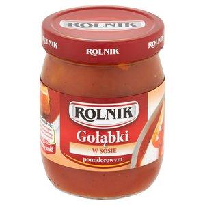 Rolnik Gołąbki W Sosie Pomidorowym