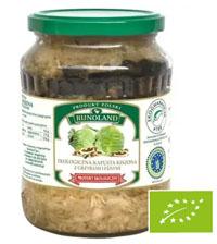 RUNOLAND Kapusta kiszona z grzybami leśnymi BIO