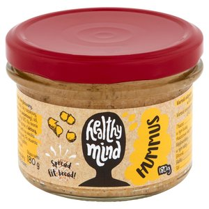 Healthy Mind Hummus