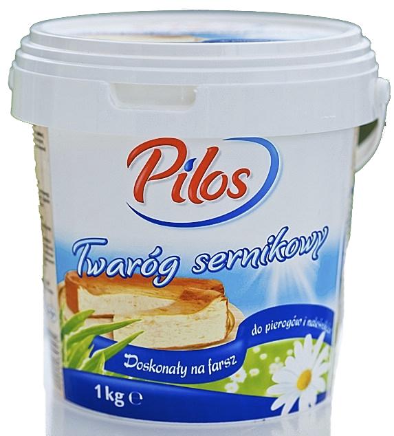 Pilos, twaróg sernikowy
