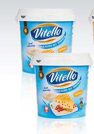 Vitello, twaróg sernikowy