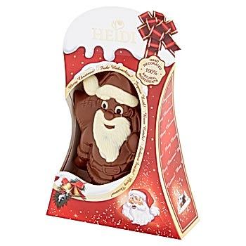 Heidi Mikołaj Figurka z mlecznej czekolady