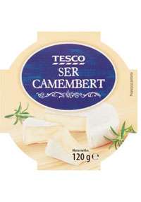 Tesco Ser Camembert