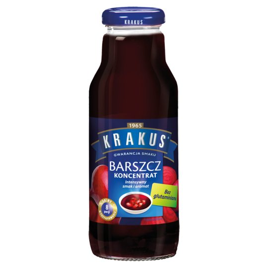 Krakus Barszcz koncentrat