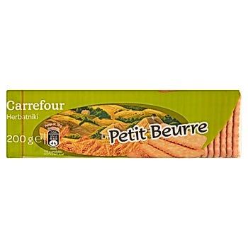Carrefour Petit Beurre Herbatniki