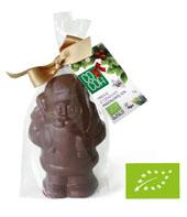 COCOA Mikołaj z czekolady migdałowej 52% BIO BN