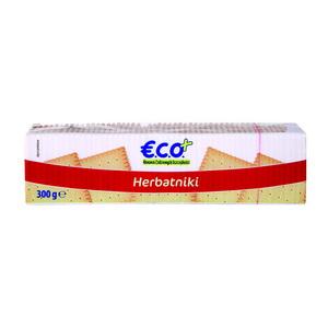 Eco+ Herbatniki