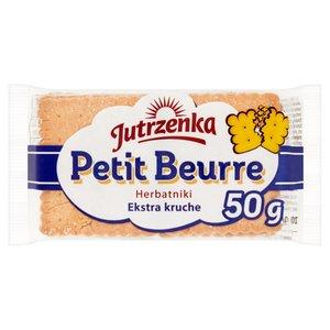 Jutrzenka Petit Beurre Herbatniki Ekstra Kruche