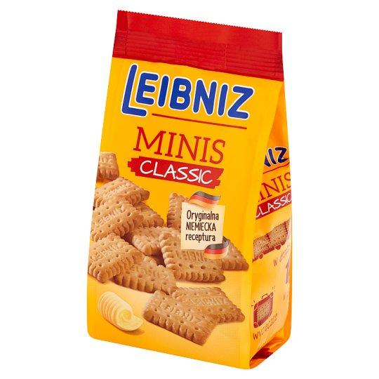 Leibniz Minis Classic Herbatniki maślane