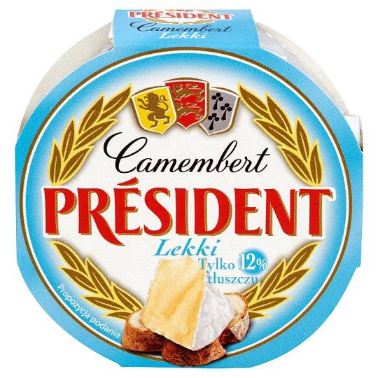 Président Ser Camembert lekki