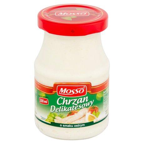 Mosso - Chrzan delikatesowy