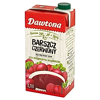 Dawtona Barszcz czerwony