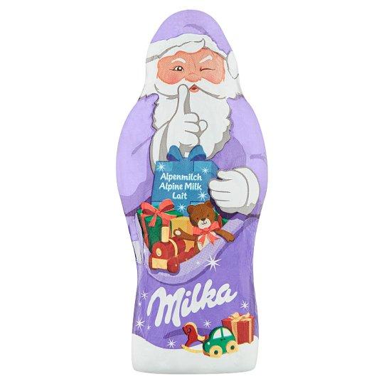 Milka Mikołaj z czekolady mlecznej