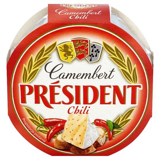 Président Ser Camembert chili