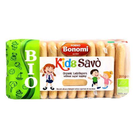 Forno Bonomi - Ekologiczne biszkopty dla dzieci
