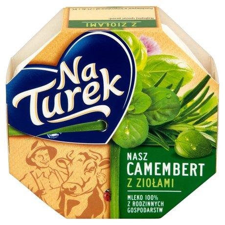 Na Turek - Ser Camembert z ziołami