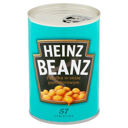 Heinz Beanz Fasolka w sosie pomidorowym