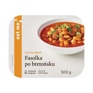 Eat Me! Fasolka Po Bretońsku